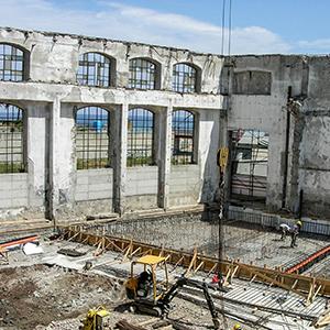 diagnostica strutturale, monitoraggio edifici