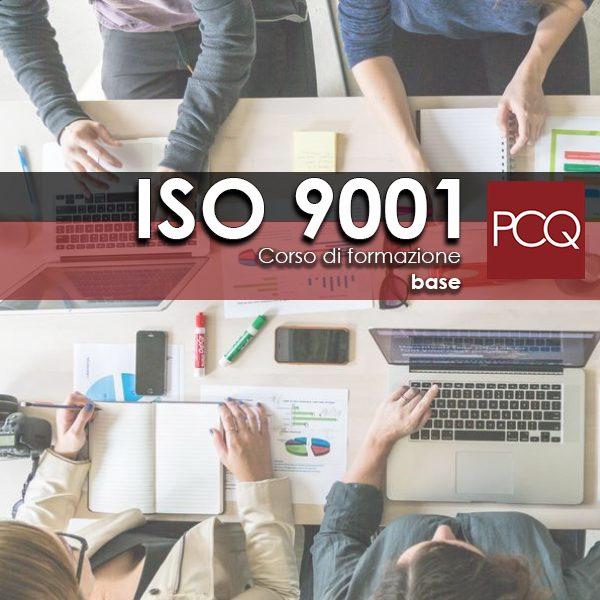 formazioneiso 9001 base