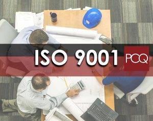 Certificazione di sistema iso 9001 sgq