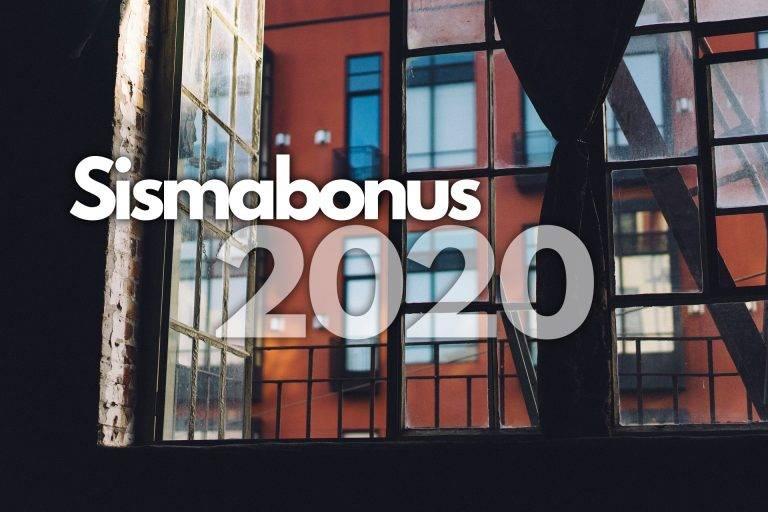 Sismabonus 2020