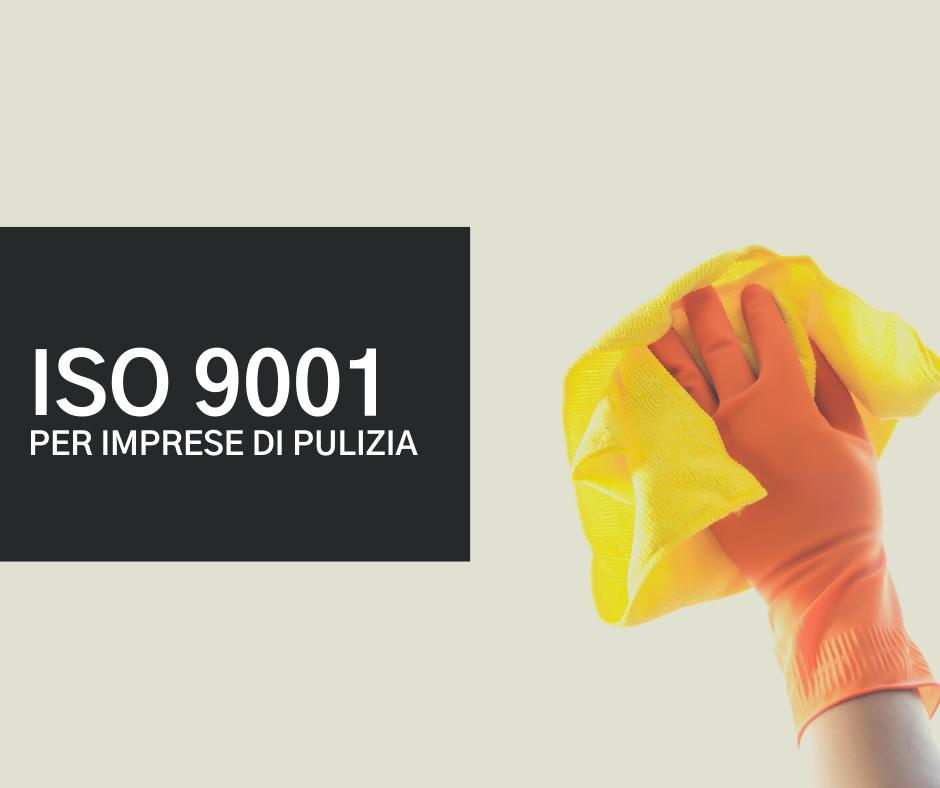 certificazione di sistema iso 9001
