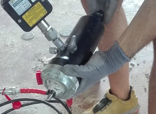 Prova di estrazione pull out